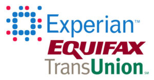 Data on your credit activity is reported monthly to the three major credit bureaus: Experian, Equifax and TransUnion.